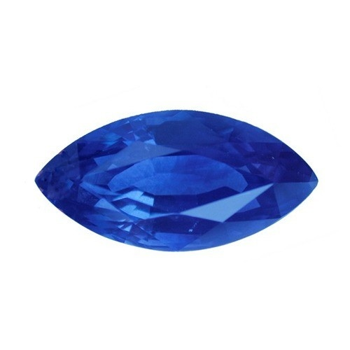 Marquise Synthetic Sapphire