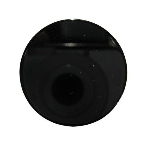 Round Flat Back Onyx