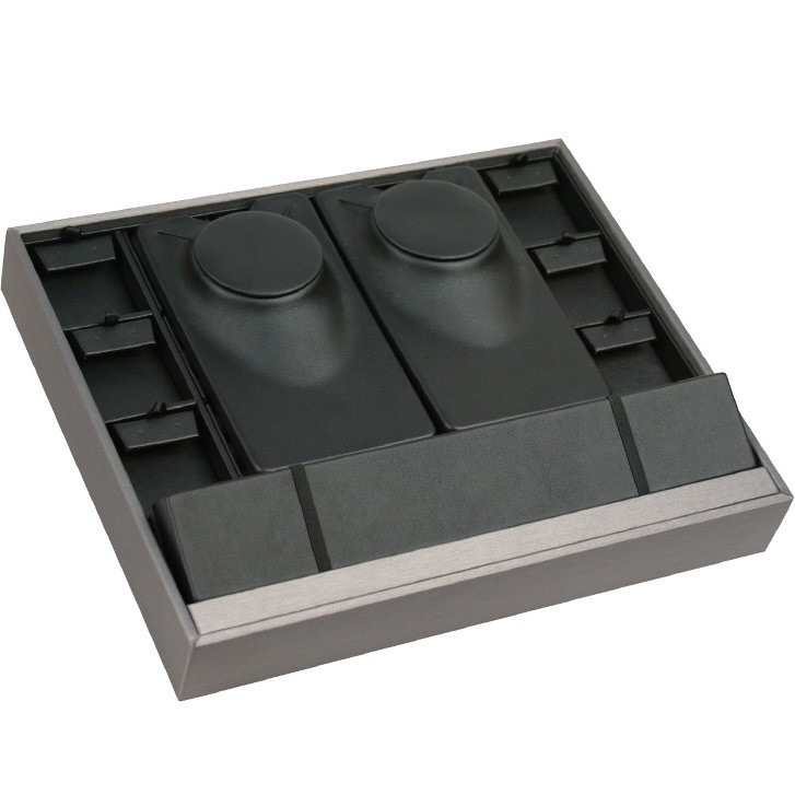 28-Piece Multi-Functional Jewelry Set Trays