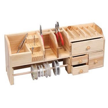 Multi-Function Small Benchtop Organizer