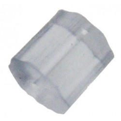 Fish Hook Stopper, Clear 3.84Mm Od, 3.25Mm High