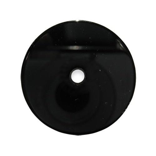 Round Onyx W/ Hole