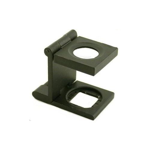 Folding Magnifier- 10X-Magnification