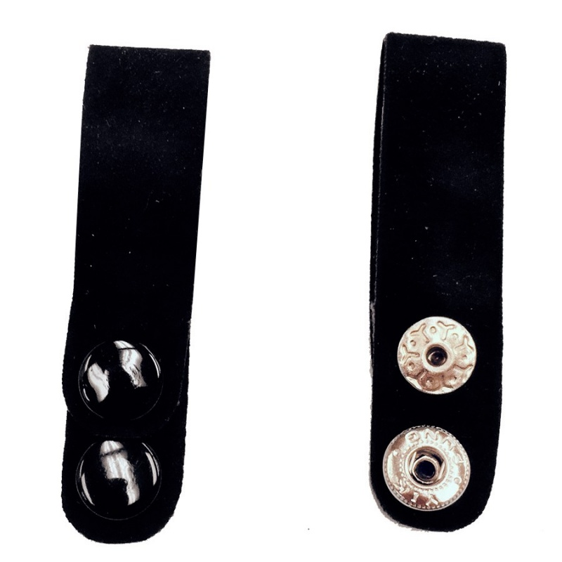 Chain Snaps For Jewelry Rolls In Velvet
