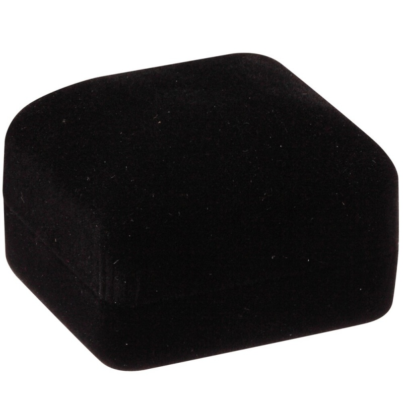 """""""eco-suede"""" Ring Slot Box"""