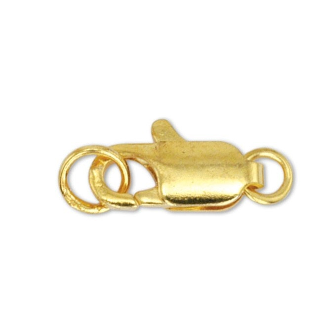 2 - Ring Lobster Clasps