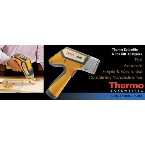 Thermo Scientific Niton Xl2 Precious Metal Analyzer With Test Stand