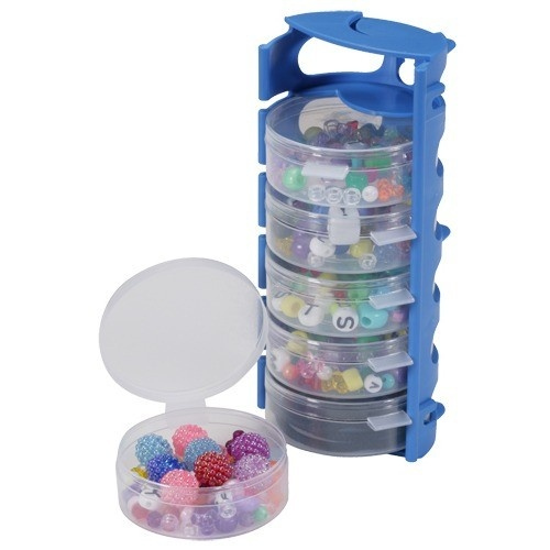 5-compartment 'stow-n-go' Craft Organizers