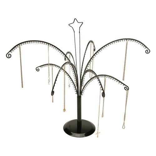 "Large Wire Earring Tree Displays, 29"" L X 27"" W"