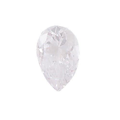 Aaa Rated Pear Shape Cubic Zirconia