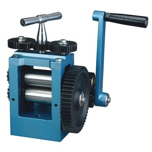 Mini Rolling Mill With 5 Rollers