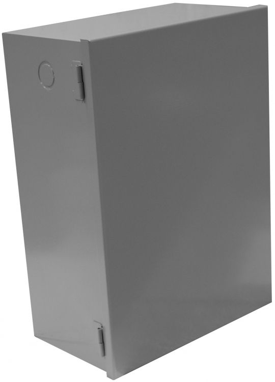Cabinet For 1--8 Ry912 Relay/s. Used With Tel-entry Series 'no-phone-bill Systems'. One Cabinet Req. For 1 To 8 Ry912.