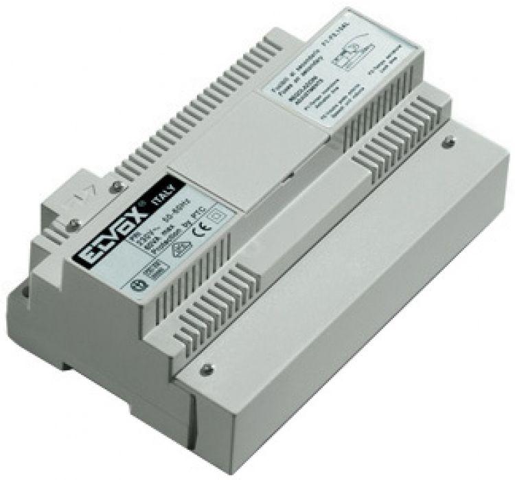 U.l. Digibus Main Power Supply. One Required For Each 200 Apt. Handset Stations.