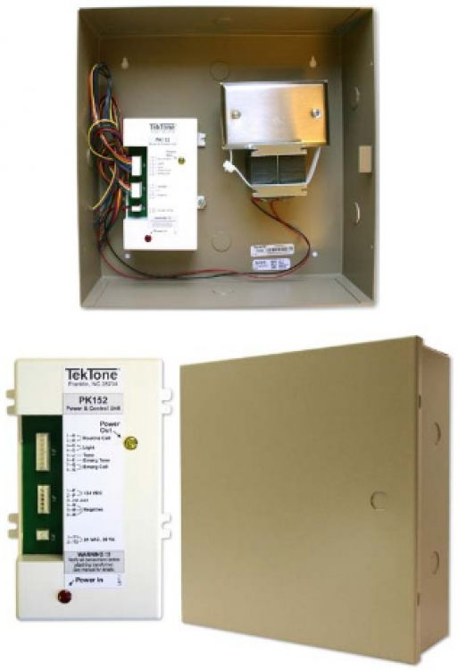 Junction Box+pk152+ss106----ul. Steel With Painted Beige Finish. Includes Pk152 And Ss106 Mounted Inside.