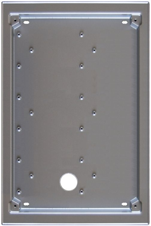 3h X 2w Surface Back Box-titan. Requires Mt6/2t Series Frame.