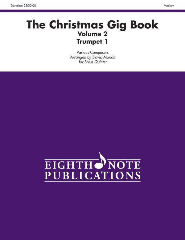 The Christmas Gig Book, Volume 2