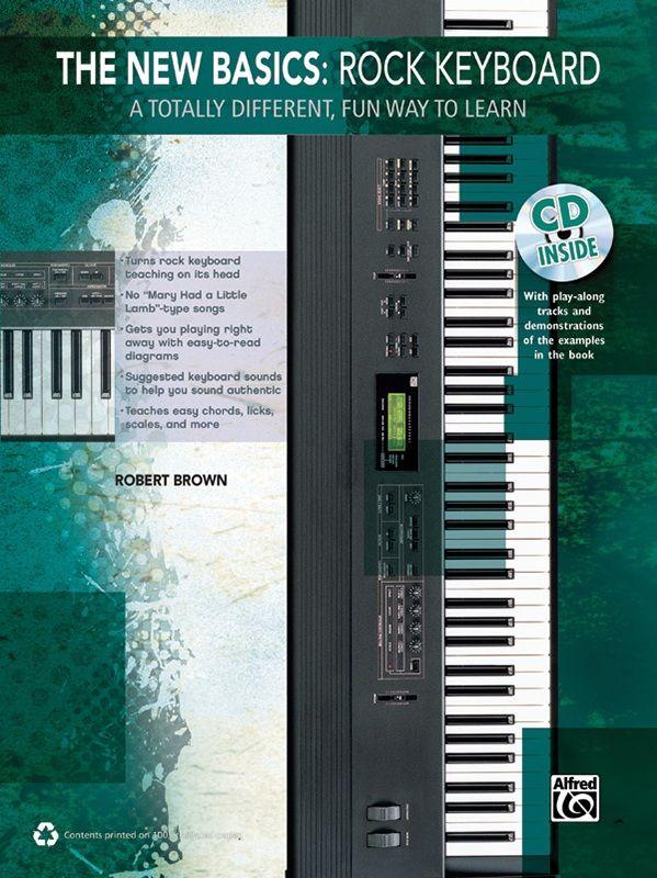 The New Basics: Rock Keyboard