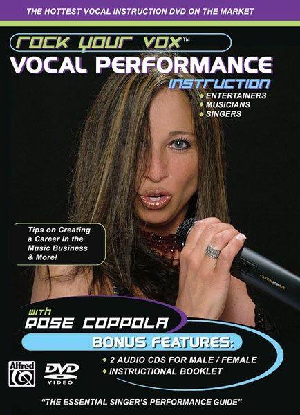Rock Your Vox: Vocal Performance Instruction
