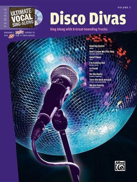 Ultimate Vocal Sing-along: Disco Divas (female Voice)