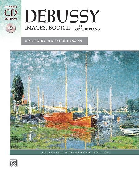 Debussy: Images, Book 2