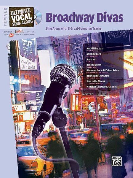 Ultimate Vocal Sing-along: Broadway Divas (female Voice)