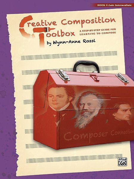 Creative Composition Toolbox, Book 6