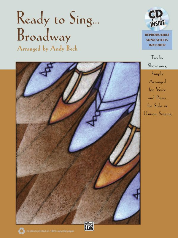 Ready To Sing . . . Broadway