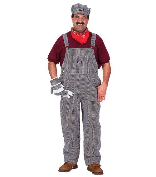 Train Engineer Suit Adult