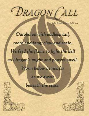 Dragon Call Poster