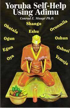 Yoruba Self-Help Using Adimu By Conrad Mauge