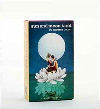 Sun And Moon Tarot Deck By Vanessa Decort
