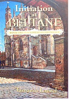 Initiation At Beltane By Tamarin Laurel (Signed Copy)