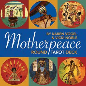 Motherpeace Round Tarot Deck By Karen Vogel & Vicki Noble