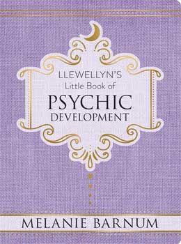 "Psychic Development, Llewellyn""s Little Book (Hc) By Melanie Barnum"