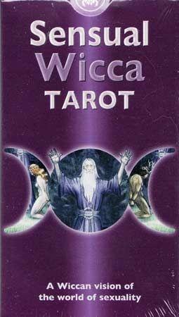Sensual Wicca Tarot By Mesar & Poggesse