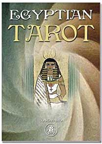 Egyptian Tarot Grand Trumps By Silvana Alasia