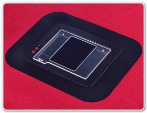 Flush Mounting Kit For Shuffle Tech Card Shuffler
