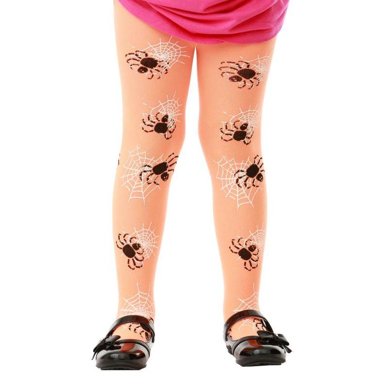 Children's Spider Costume Tights