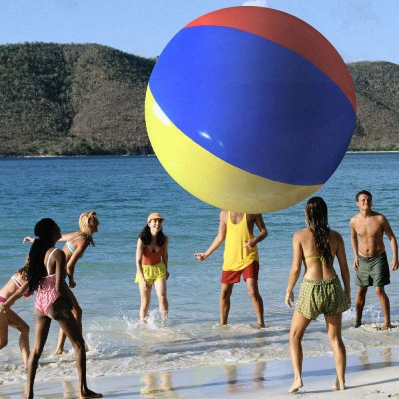 The Beach Behemoth Giant 12-Foot Beach Ball