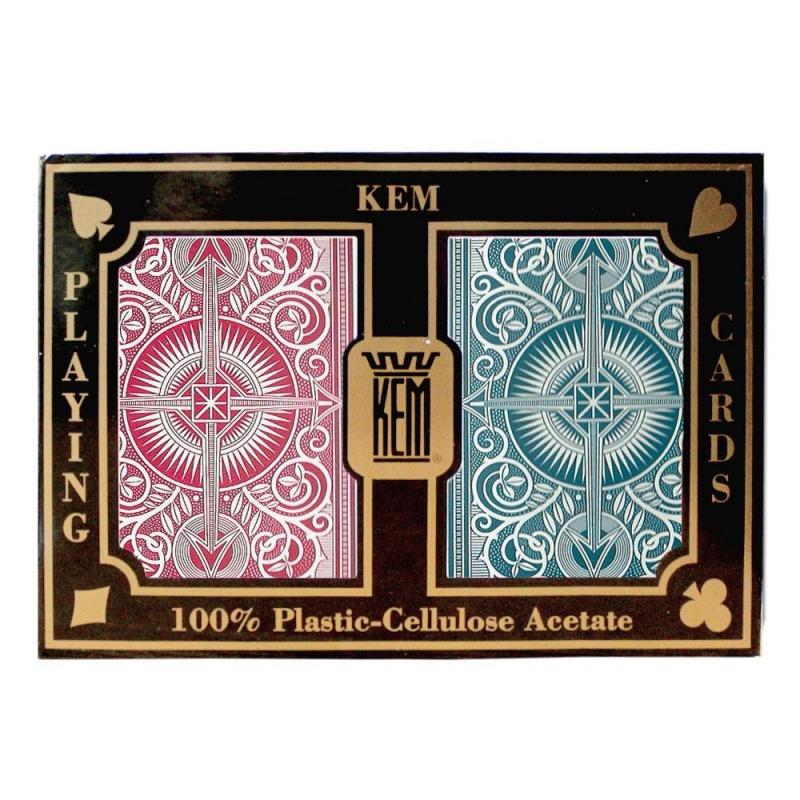 Kem Arrow Red/Blue Wide Regular