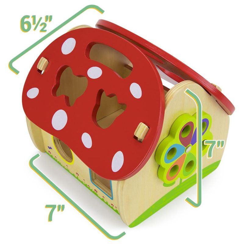 Smart Shapes Sorting House