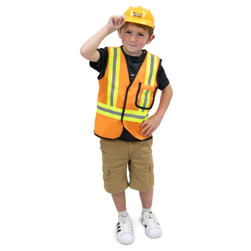 Children's Construction Worker Costume