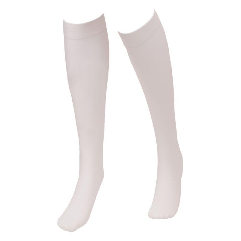 White Knee-high Costume Tights