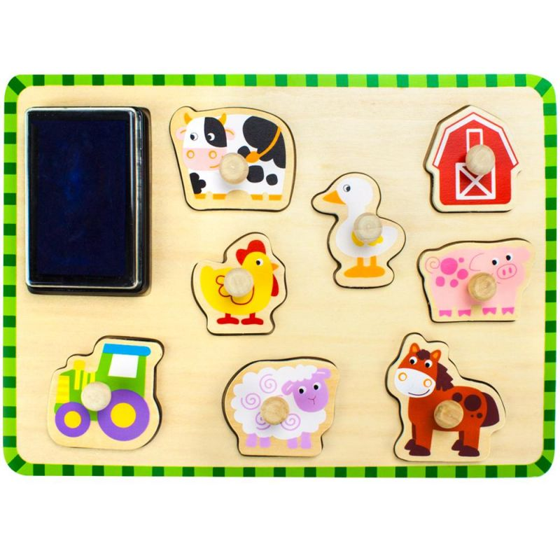 Puzzle Stampers