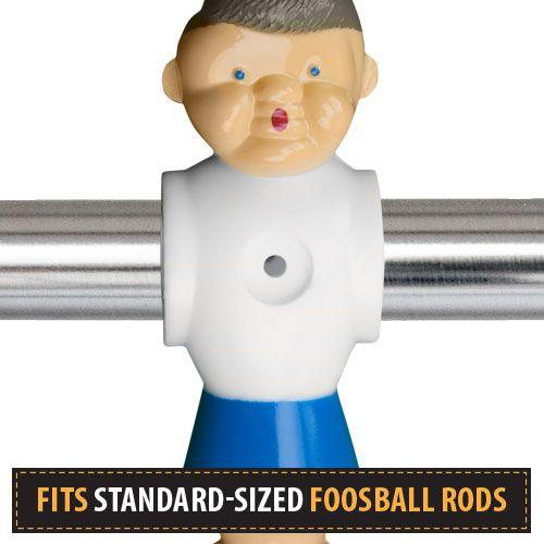 Old Style Foosball Man - Blue