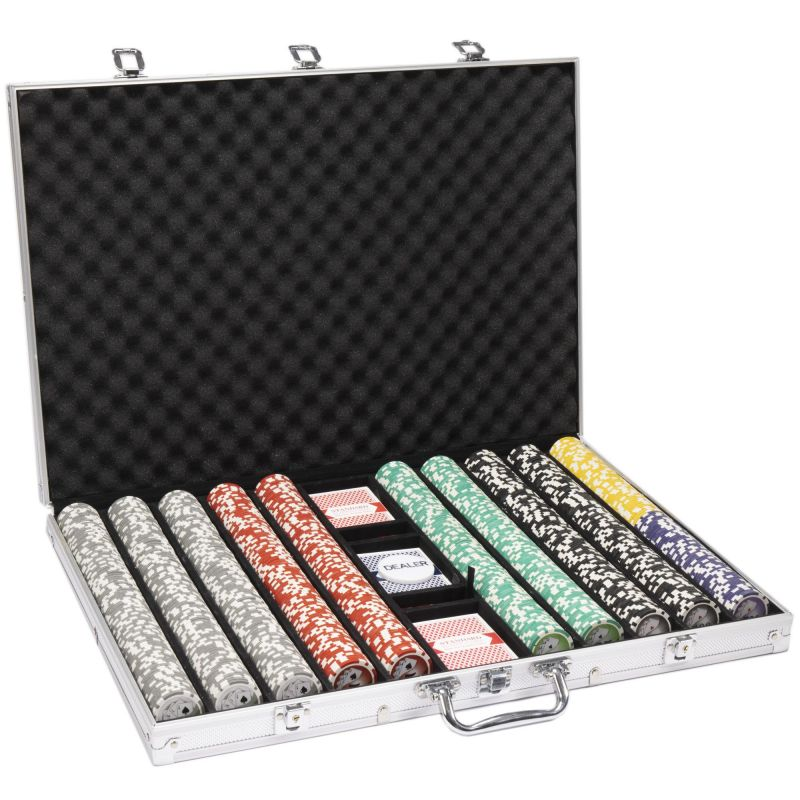 1,000 Ct - Pre-Packaged - Yin Yang 13.5 G - Aluminum