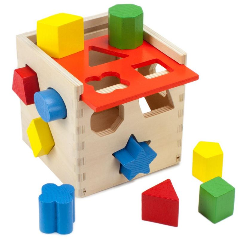 Smart Shapes Sorting Cube