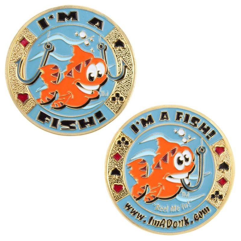 I'm A Fish! Medalion