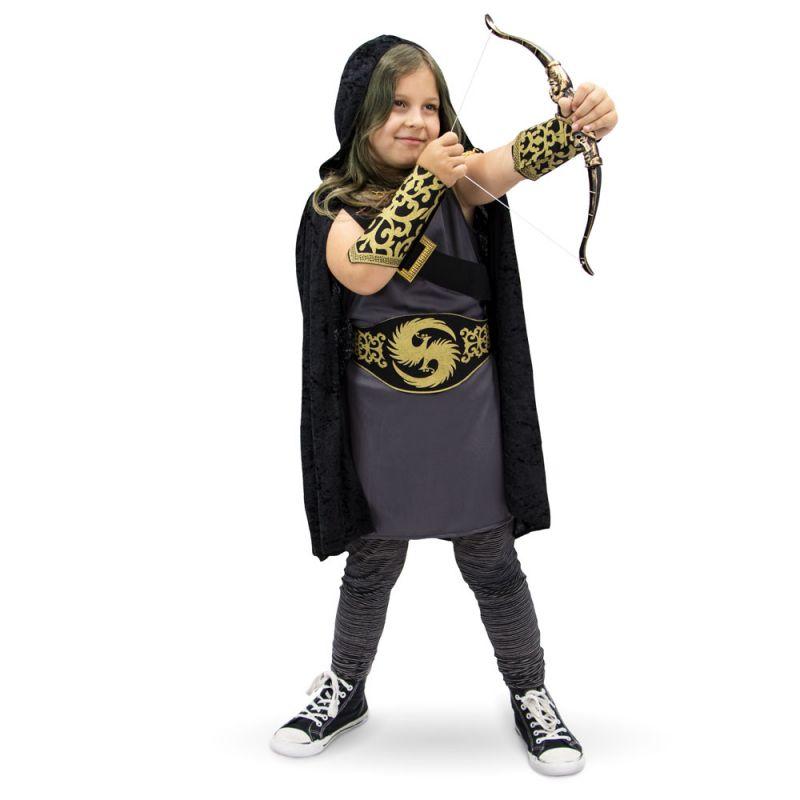 Children's Archer Girl Costume