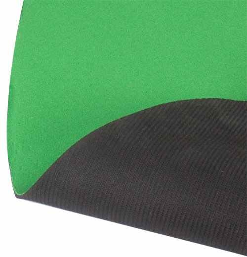 54' Green Sure Stick Poker Table Layout With Rubber Grip
